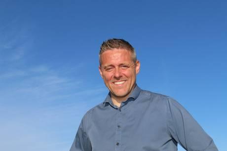 Morten Bang, kandidat ved kommunalvalget og medlem af byrådet for Venstre. Pressefoto