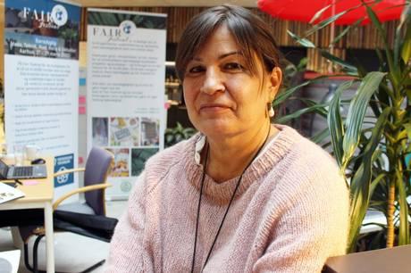 Kristine Overgård Nielsen, direktør og partner i firmaet Globe Go Green, der arrangerer Fair Festival, håber, at den kan afholdes næste år.