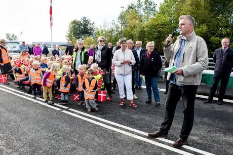 Byrod Claus Leick (SF) advarer mod indførelsen af friplejehjem i Skanderborg Kommune. Arkivfoto