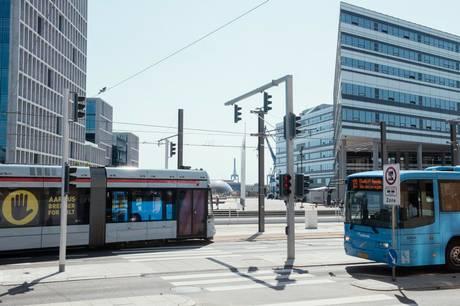 Radikale Venstre ønsker at styrke den kollektive trafik i Aarhus.