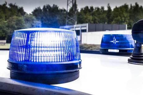 21-årig bilist fængslet efter politijagt