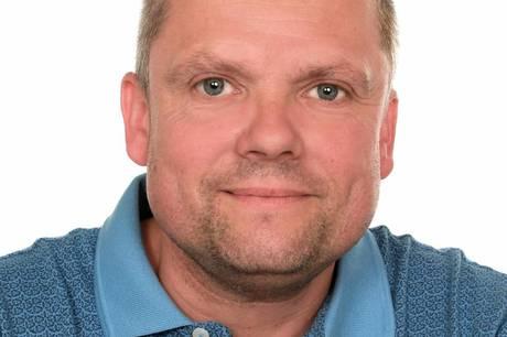 René Schneider. Pressefoto