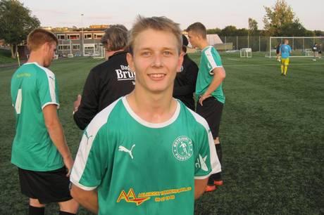 Frederik Laursen og Vivild har fået en skidt start i Serie 1 med to nederlag. Arkivfoto