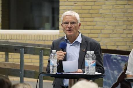 Syddjurs borgmester Ole Bollesen (S). Arkivfoto