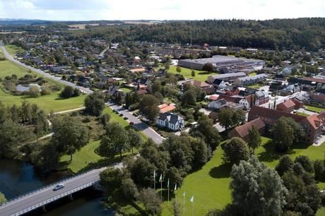 Der skal laves ny lokalplan for Expedit-grunden i Ulstrup. Arkivfoto: Wulff