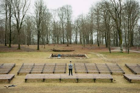 Mikkel Xavier fortsætter med at booke musik til Smukfest 21, og til august forventer han at få selskab af tusindvis af glade festivalgæster foran Bøgescenerne. Foto: Søren Vendelbo